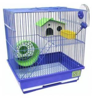 Клетка Happy Animals для хомяков и др. мелких грызунов