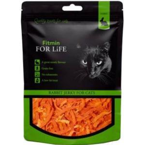 Лакомства для собак и кошек Fitmin For Life вяленое мясо кролика (0,07 кг)