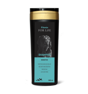 Шампунь для собак Fitmin FFL Shampoo Sensitive Чувствительная кожа (300 мл)