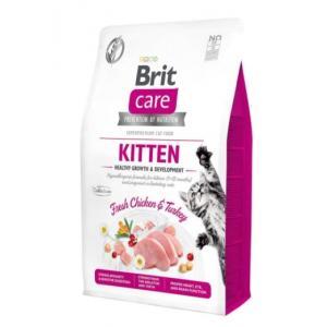 Сухой корм Brit Care для котят, беременных и кормящик кошек (2 кг)