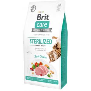 Сухой корм Brit Care для кастрированных котов (2 кг)