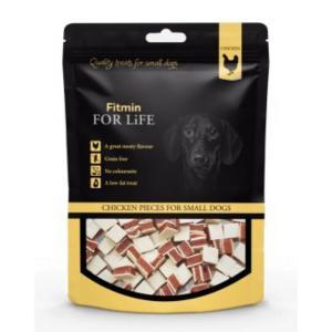 Лакомства для собак и кошек Fitmin For Life куриные кусочки (0,07 кг)