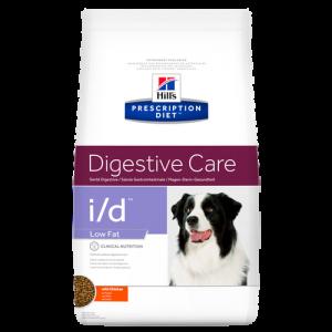 Сухой корм Hill's Prescription Diet для собак i/d Low Fat при расстройстве ЖКТ (12 кг)