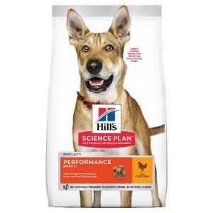 Сухой корм Hill's Science Plan для активных собак, с курицей (12 кг)