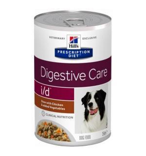 Консервы Hill's Prescription Diet для собак i/d ЖКТ, рагу с курицей (0,354 кг)
