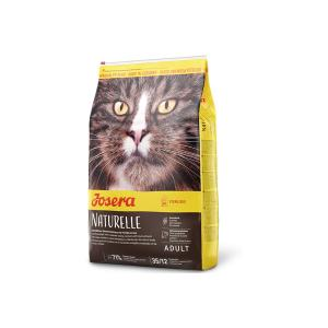 Сухой корм Josera Naturelle (Adult Sterilised 35/12) беззерновой корм для домашних и стерилизованных кошек  (10 кг)