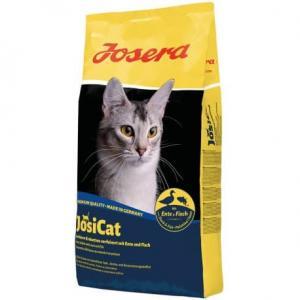Сухой корм Josera JosiCat Duck & Fish (Adult 27/9) полнорационный корм для взрослых кошек (18 кг)