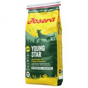 Сухой корм Josera YoungStar (Junior 25/13) для щенков и молодых собак (15 кг)