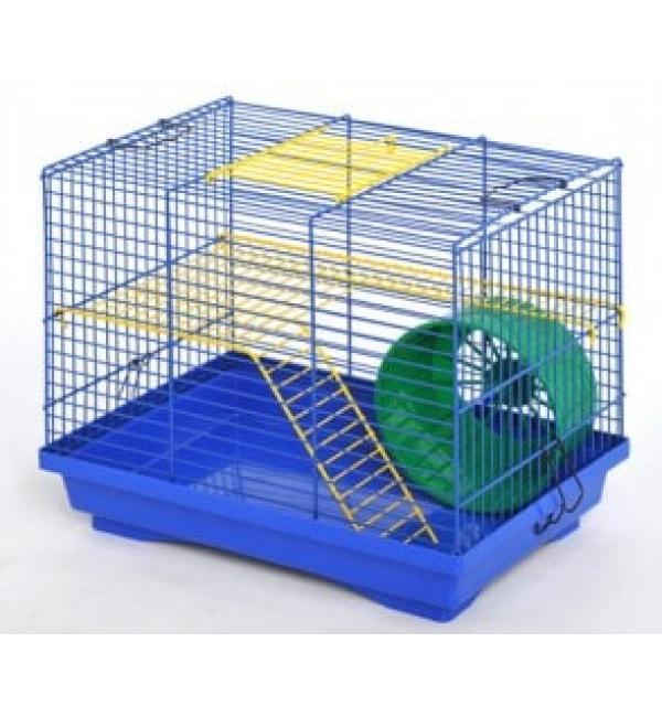 """Клетка для грызунов """"Хомяк-2"""" 330х230х290"""