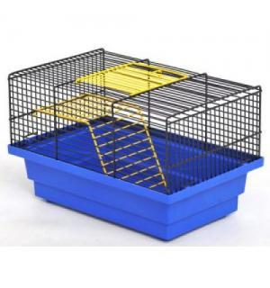 """Клетка для грызунов крашеная """"Мышка"""" 280х180х170"""