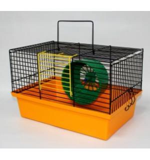 """Клетка для грызунов """"Хомяк"""" 330х230х220"""
