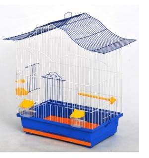 """Клетка для птиц """"Лори"""" 470х300х620"""