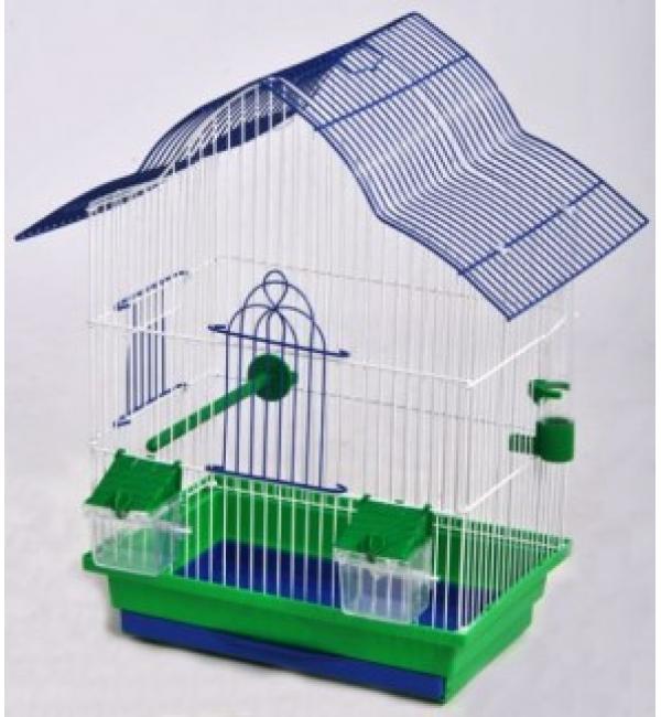 "Клетка для птиц ""Мальва"" 330х230х450"