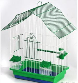 """Клетка для птиц крашеная """"Мини-2"""" 330х230х450"""