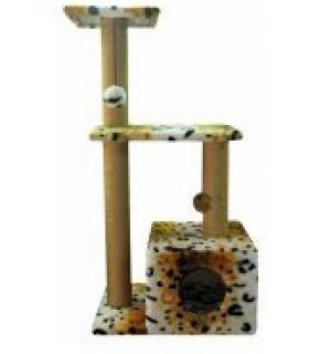 Домик для кошки  ДК №041 37*60*106