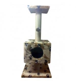 Домик когтеточка  ДК-071 50*50*100