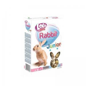 LoloPets ЮНИОР - корм для молодых кроликов возрастом от 8-12 месяцев, 400 г