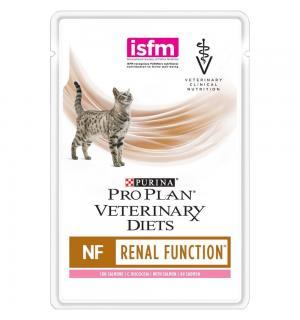 Влажный корм Pro Plan PPVD NF для взрослых кошек при патологии почек, с лососем (0,085 кг)