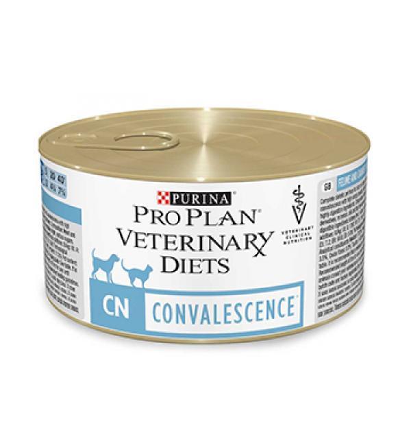 Консервы Pro Plan PPVD CN для взрослых кошек и собак всех возрастов при выздоравлении (0,195 кг)