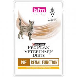 Сухой корм Pro Plan PPVD NF для взрослых кошек при патологии почек (1,5 кг)