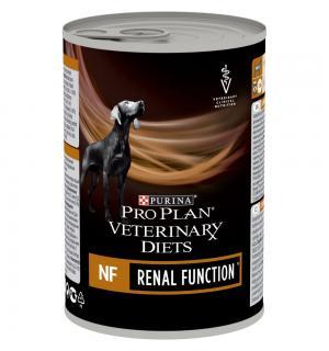 Консервы Pro Plan VETERINARY DIETS NF для взрослых собак при патологии почек (0,4 кг)