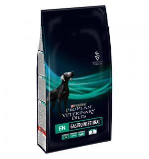 Сухой корм Pro Plan VETERINARY DIETS EN для щенков и взрослых собак при расстройствах пищеварения (1,5 кг)