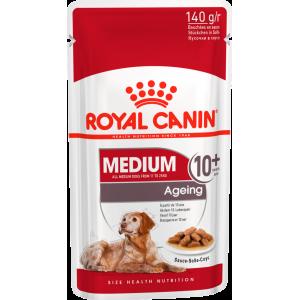 Влажный корм ROYAL CANIN MEDIUM AGEING для собак, в соусе (0,14 кг)