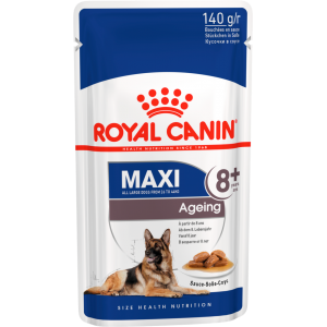 Влажный корм ROYAL CANIN MAXI AGEING для собак, в соусе (0,14 кг)