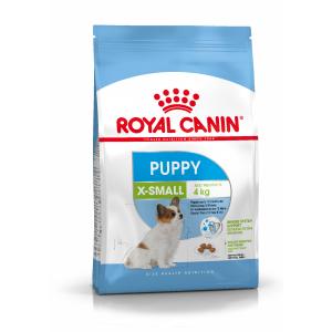 Сухой корм ROYAL CANIN X-Small Junior для щенков мелких пород (3 кг)