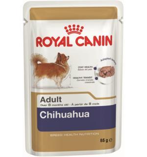 Влажный корм ROYAL CANIN CHIHUAHUA паштет для чихуахуа (0,085 кг)