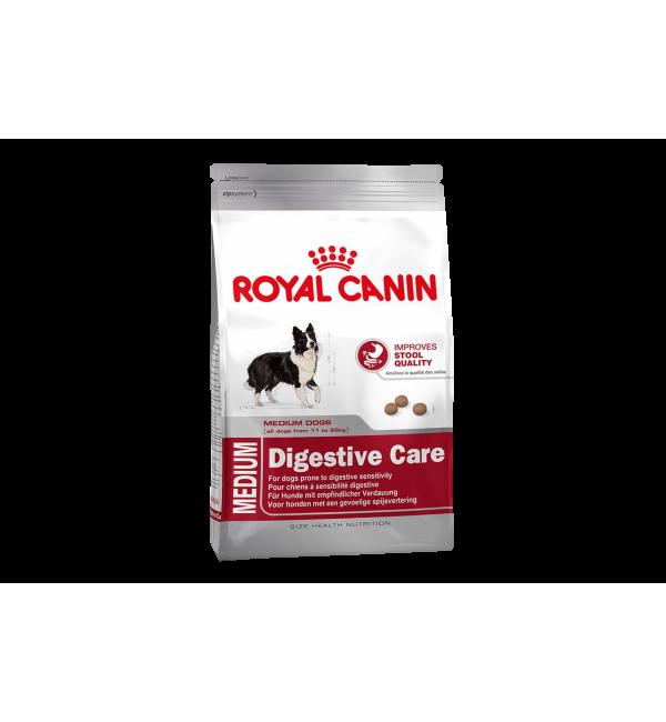 Сухой корм ROYAL CANIN Medium Sensible Digestive для привередливых собак (10 кг)