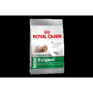 Сухой корм ROYAL CANIN Mini Exigent для собак мелких пород (1 кг)