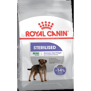 Сухой корм ROYAL CANIN Mini Sterilised для взрослых собак мелких пород (3 кг)