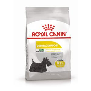Сухой корм ROYAL CANIN Mini Dermacomfort для собак с чувствительной кожей (1 кг)