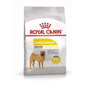 Сухой корм ROYAL CANIN Medium Dermacomfort для собак с чувствительной кожей (3 кг)
