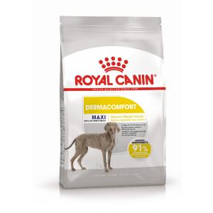 Сухой корм ROYAL CANIN Maxi Dermacomfort для собак с чувствительной кожей (3 кг)