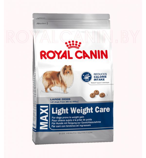 Сухой корм ROYAL CANIN Maxi Light Weight Care для крупных собак (10 кг)
