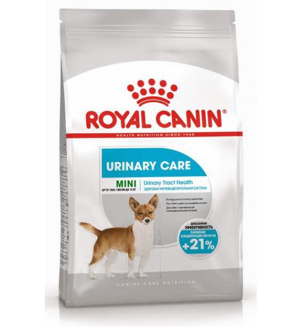 Сухой корм ROYAL CANIN Mini Urinary  (3 кг)