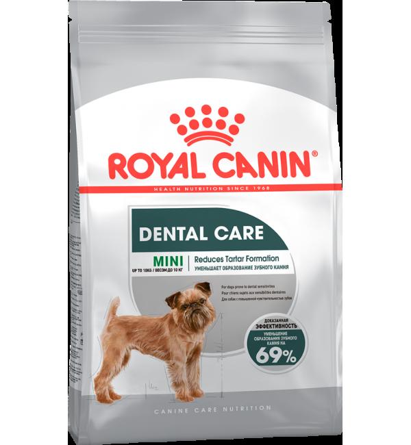 Сухой корм ROYAL CANIN Mini Dental (1 кг)