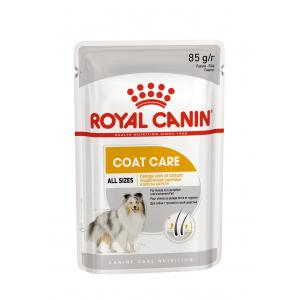Влажный корм ROYAL CANIN COAT CARE CANINE 12Х0,085 кг (1,02 кг)