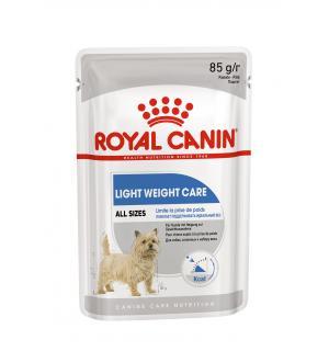 Влажный корм ROYAL CANIN LIGHT WEIGHT CARE CANINE 85 г.