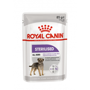Влажный корм ROYAL CANIN STERILISED (CANINE) 12Х0,085 кг (1,02 кг)
