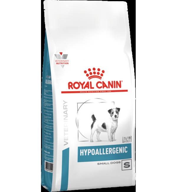 Сухой корм ROYAL CANIN Hypoallergenic Small Dog диета для собак (1 кг)