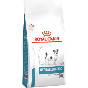 Сухой корм ROYAL CANIN Hypoallergenic Small Dog диета для собак (3,5 кг)