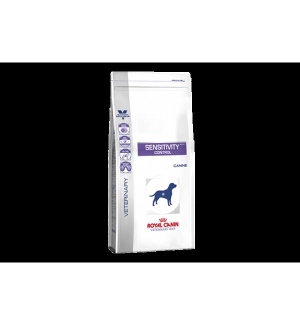 Сухой корм ROYAL CANIN Sensitivity Control Canin диета для собак (1,5 кг)