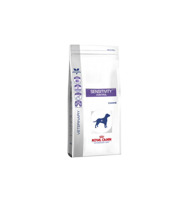 Сухой корм ROYAL CANIN Sensitivity Control Canin диета для собак (14 кг)
