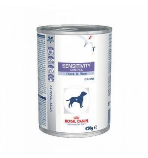 Консервы ROYAL CANIN SENSITIVITY CANINE DUCK влажная диета для собак (0,42 кг)