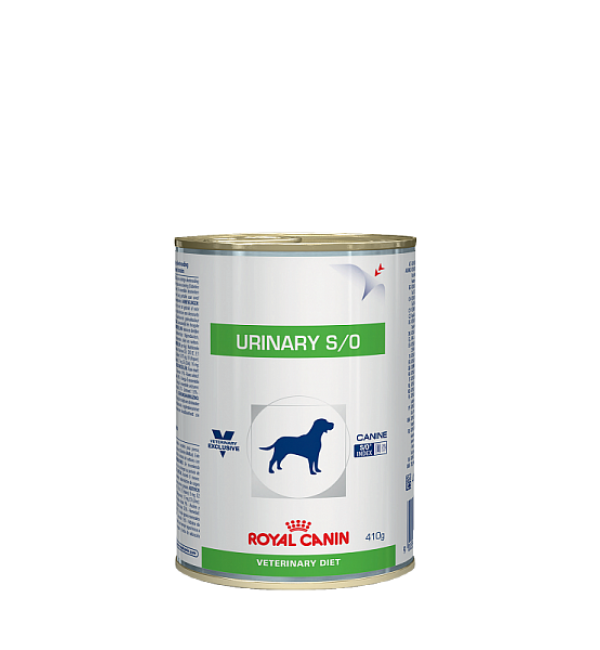 Консервы ROYAL CANIN URINARY CANIN влажная диета для собак (0,41 кг)
