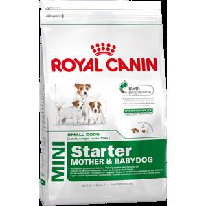 Сухой корм ROYAL CANIN Mini Starter для щенков мелких пород (1 кг)