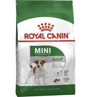 Сухой корм ROYAL CANIN Mini Adult для взрослых собак мелких пород (0,8 кг)
